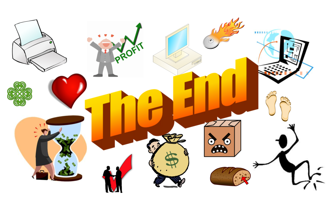Notable clipart graphics.