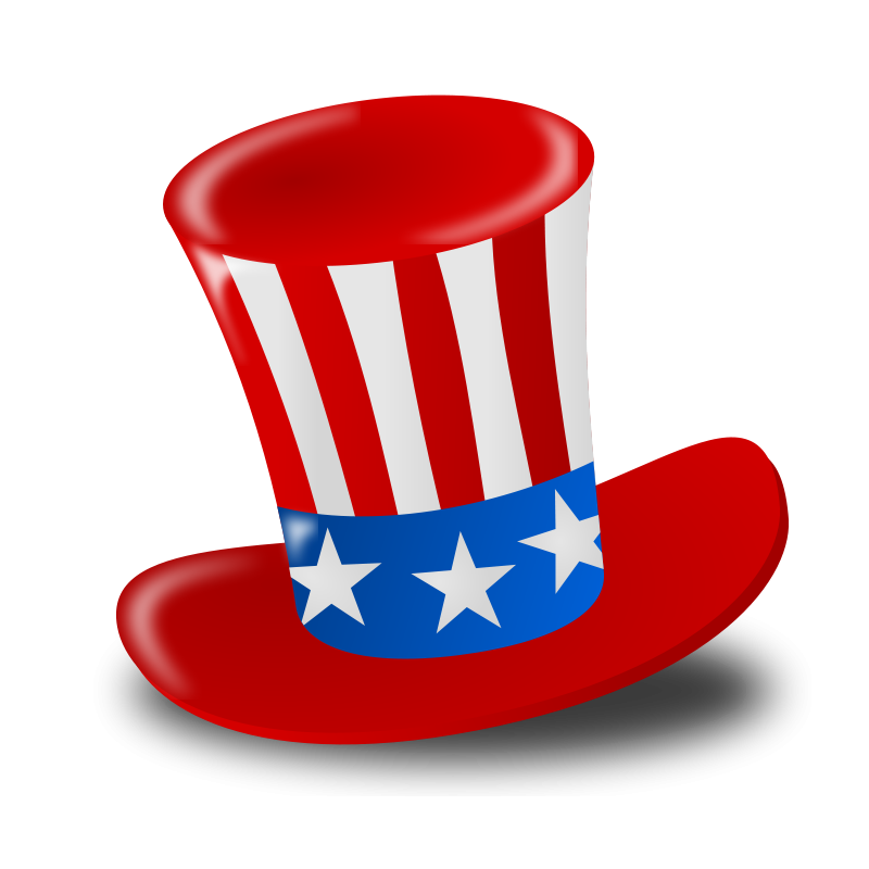 snoopy clipart independence day