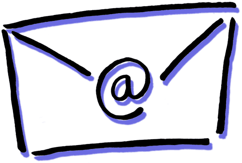 email clipart small
