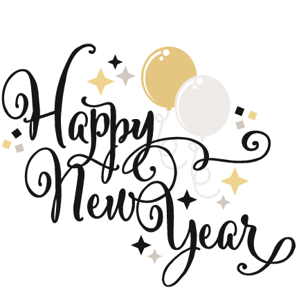 happy new year clipart free banner