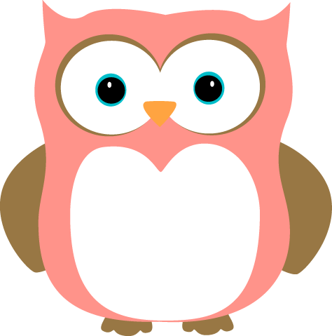 pritty clipart owl