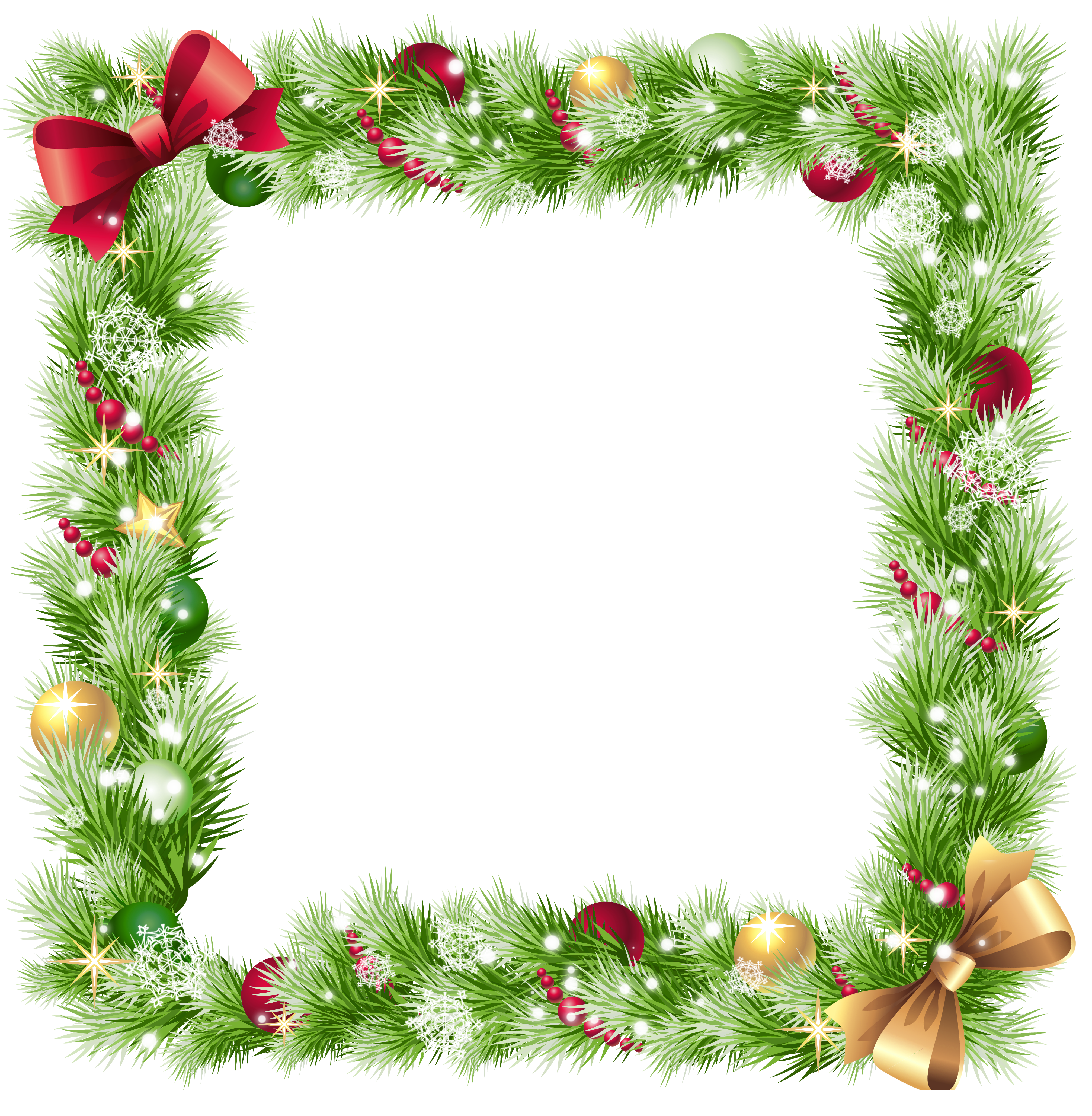 ornaments clipart frame