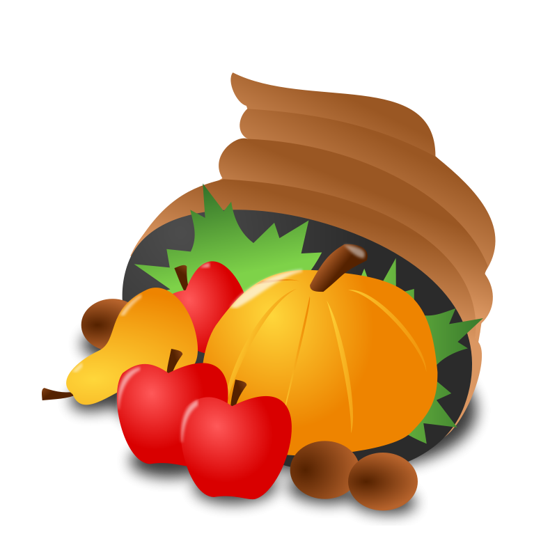thanksgiving images clipart fall