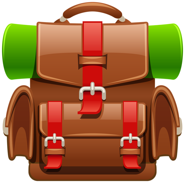 backpack clipart ready