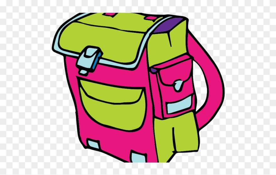 backpack clipart png format