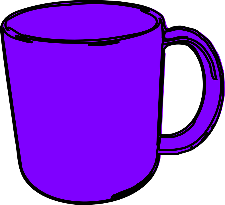 mug clipart cartoon