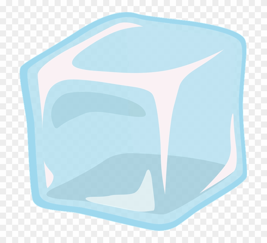 ice cube clipart transparent background