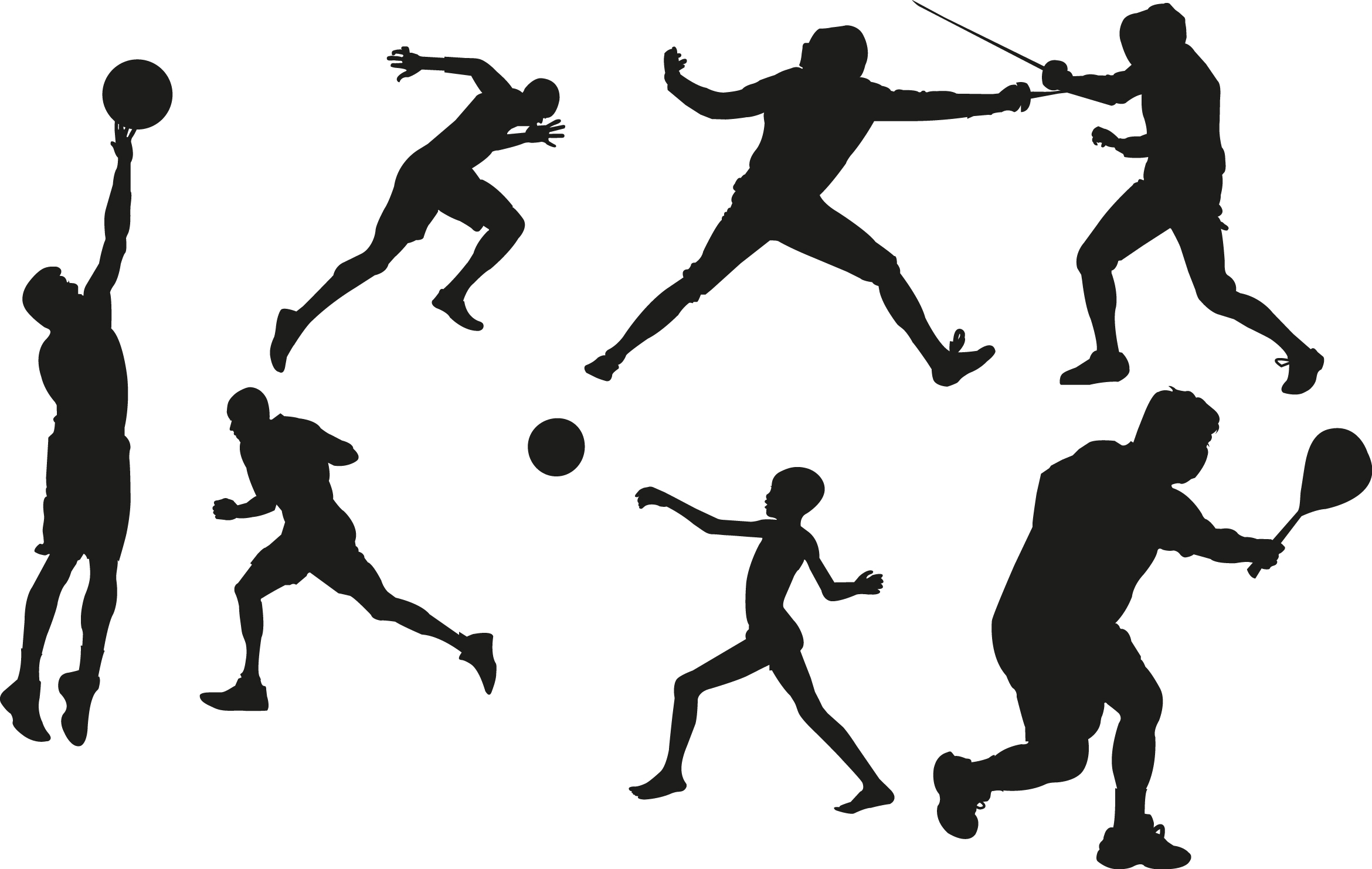 Sports clipart download.