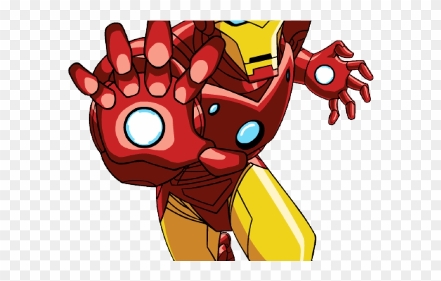 Ironman clipart comic book.