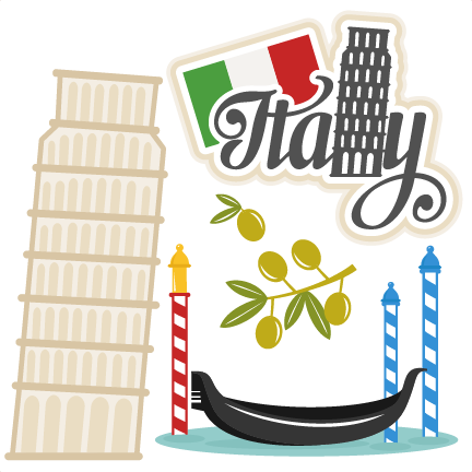 italian clipart cartoon