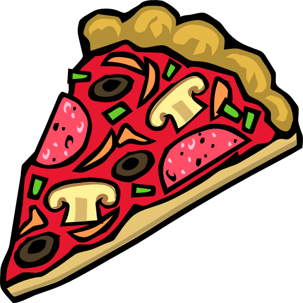 pizza clipart public domain
