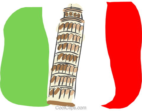 tower clipart pisa clipart