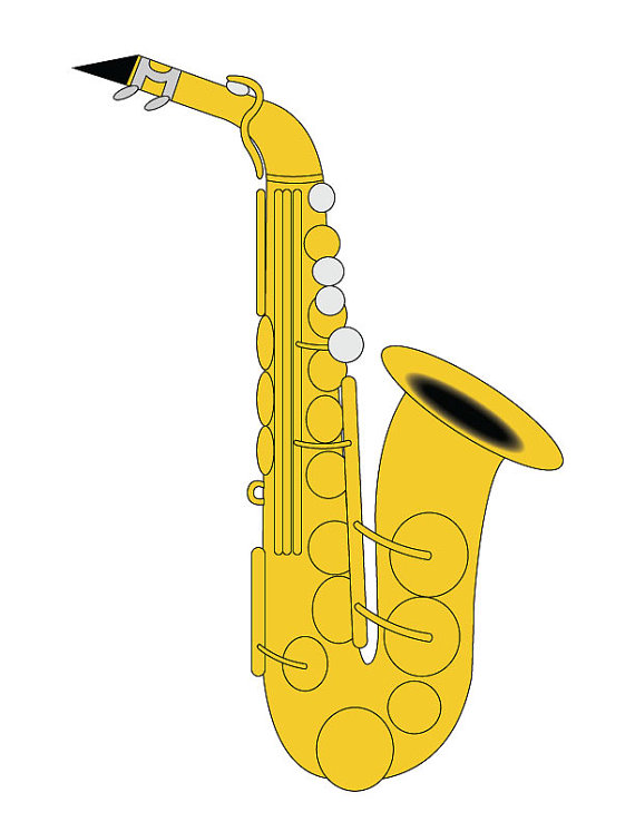 band clipart vector
