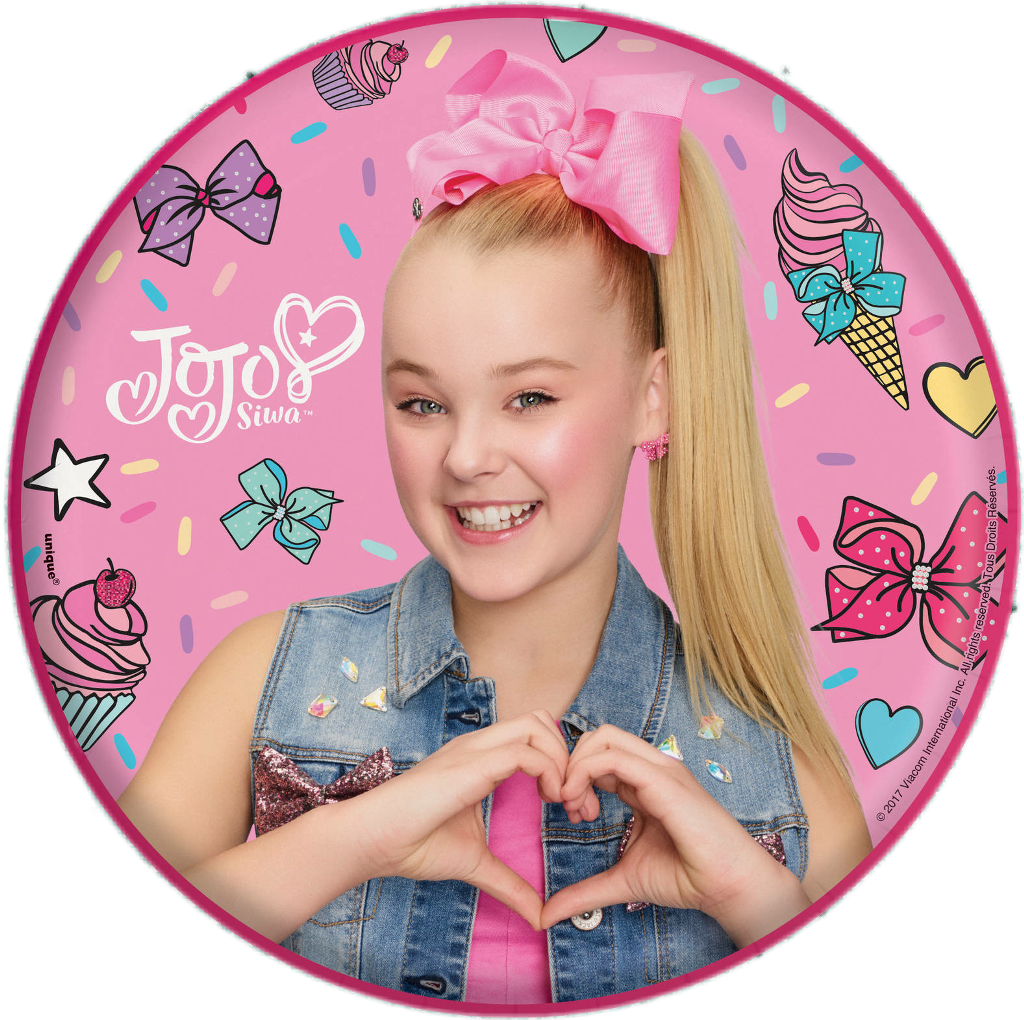 Jojo siwa clipart decal.