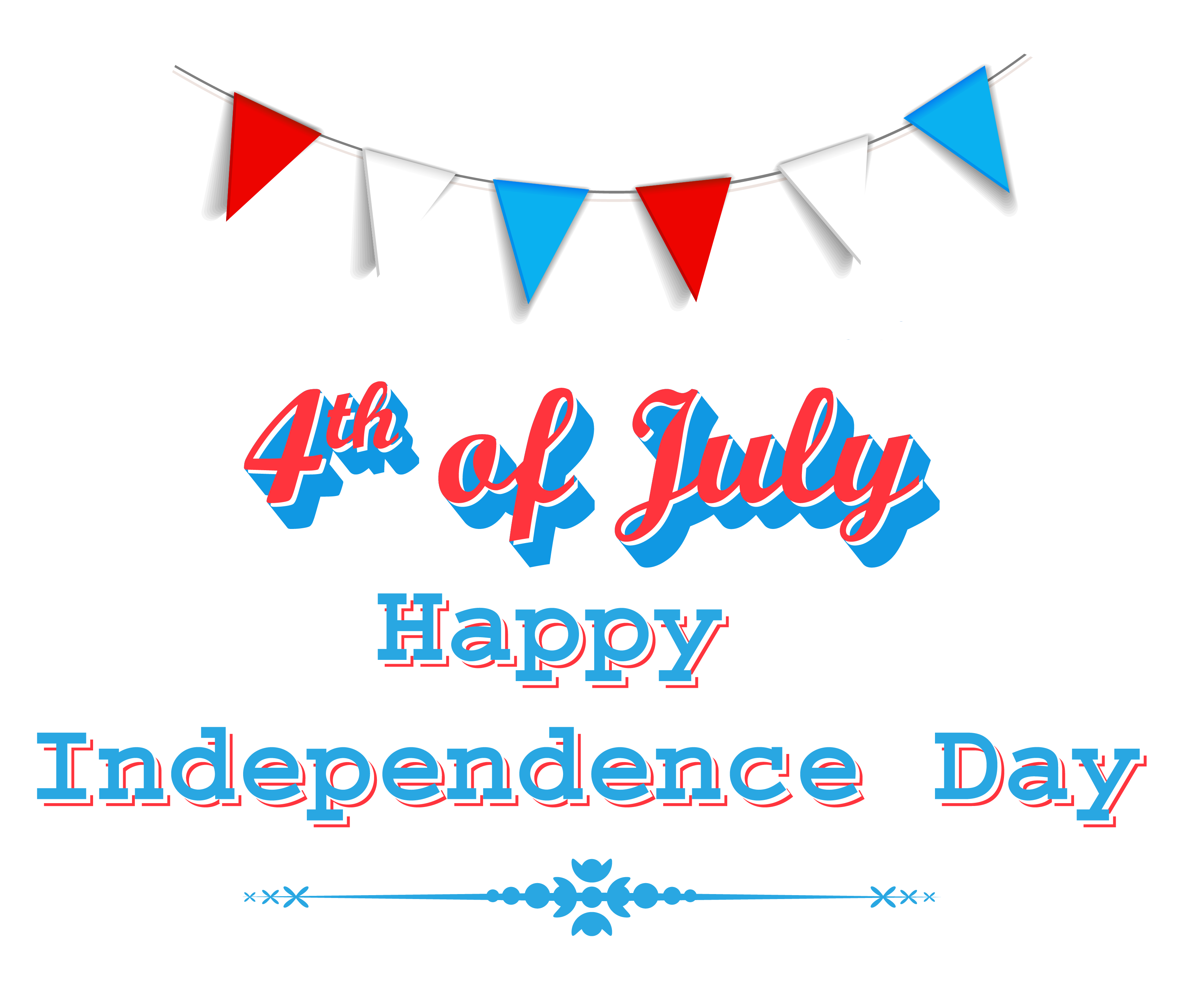 happy 4th of july clipart independence day