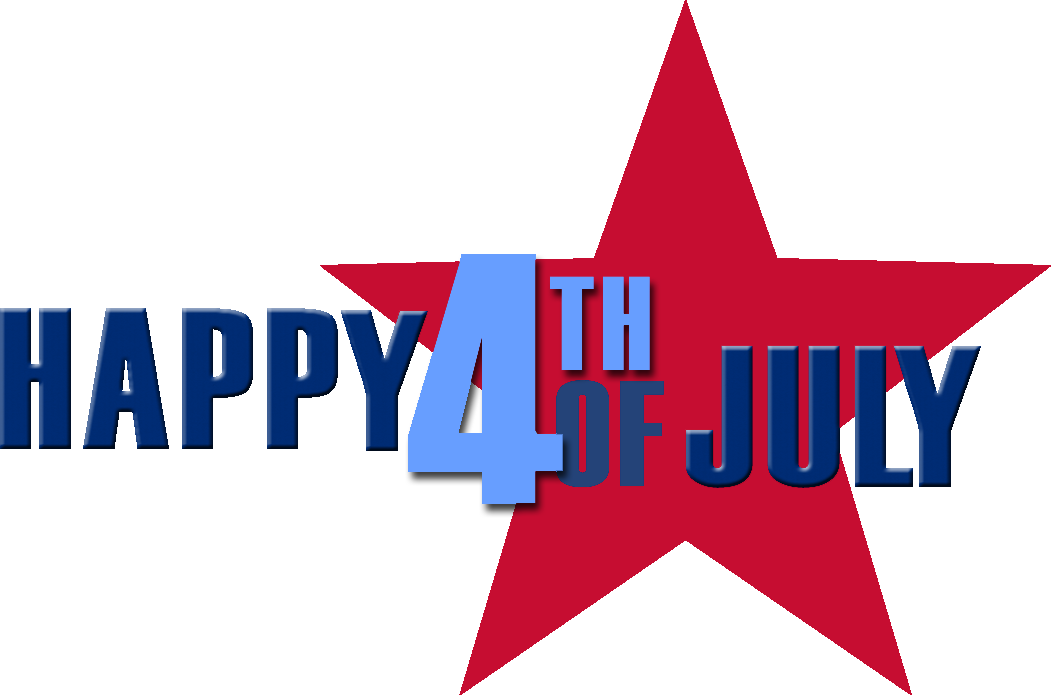 happy 4th of july clipart summer