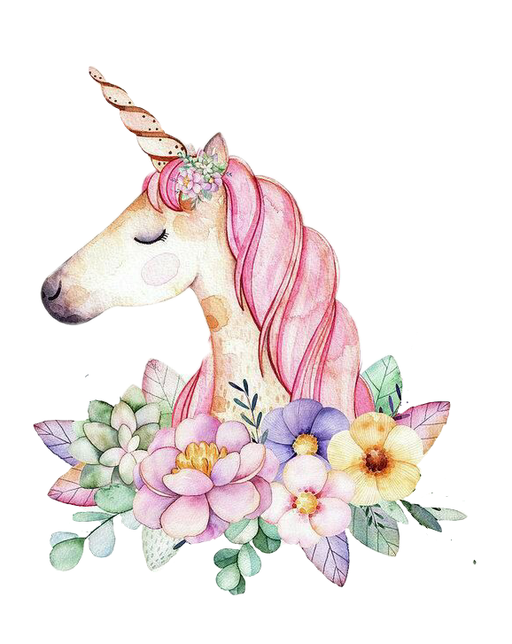 july clipart watercolor