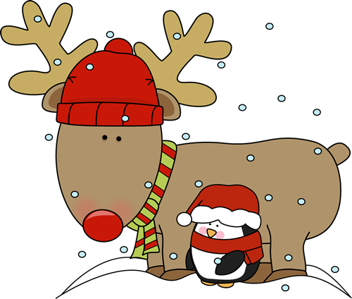 pritty clipart christmas