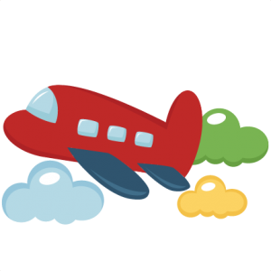 clipart airplane toy
