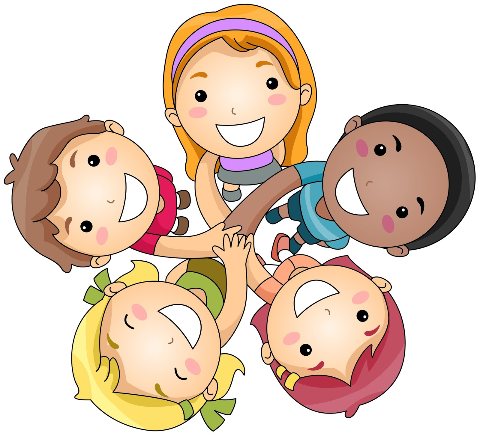 child clipart group