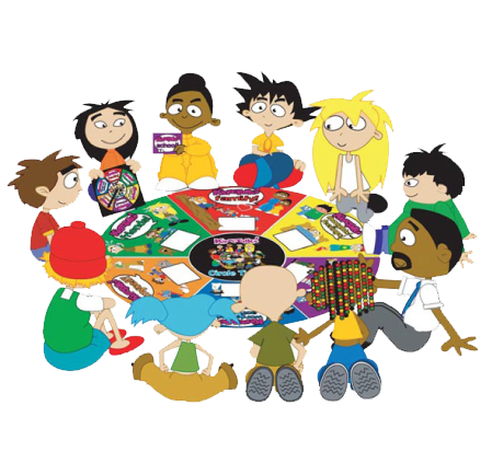 circle time clipart classroom