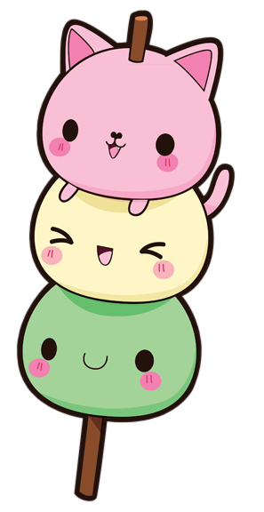 Kitten clipart kawaii cat.