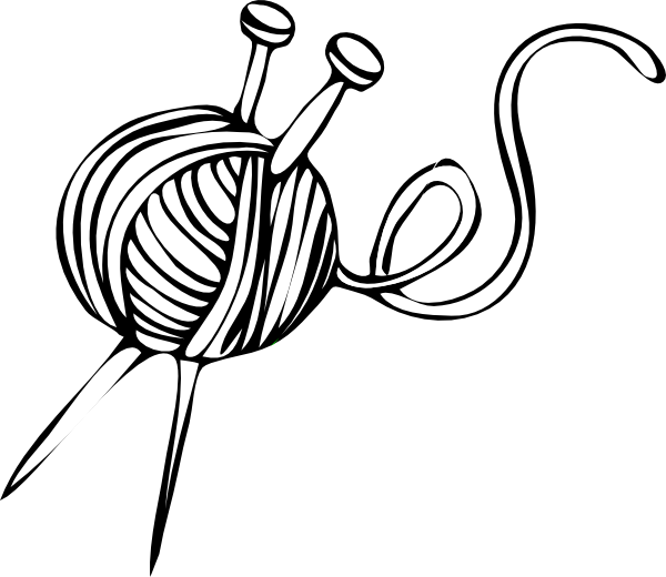 yarn clipart thread