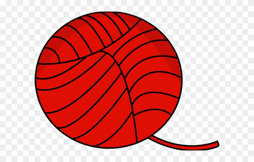 yarn clipart ball