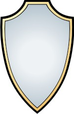 shield clipart family crest