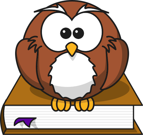 Knowledge clipart reference book.
