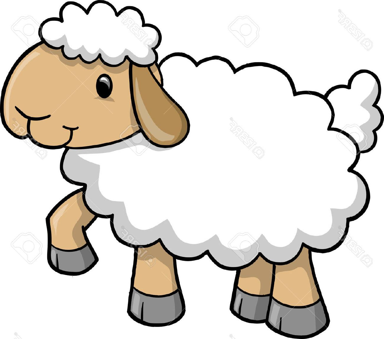 sheep clipart baby