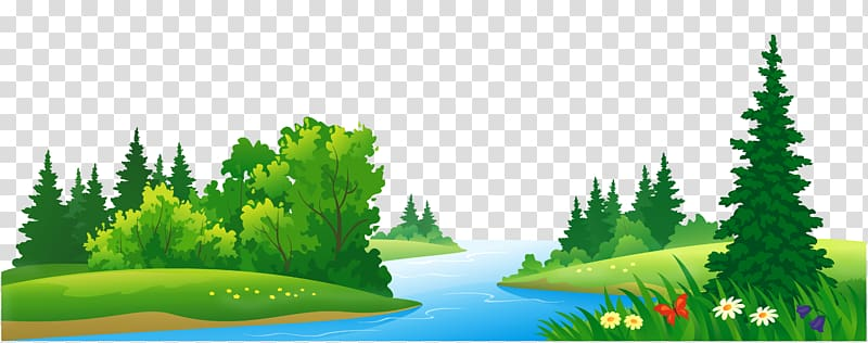 lake clipart transparent background