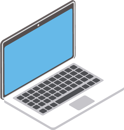 Laptop clipart royalty free.
