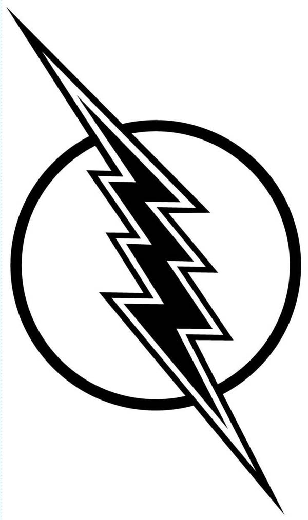 the flash clipart white