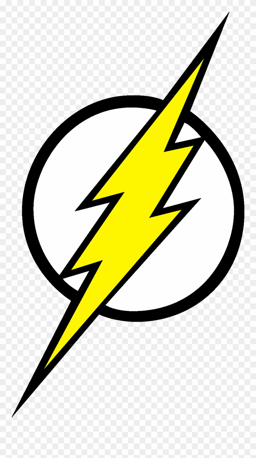 the flash clipart logo