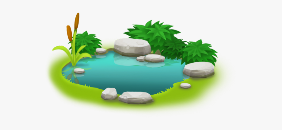 lake clipart transparent