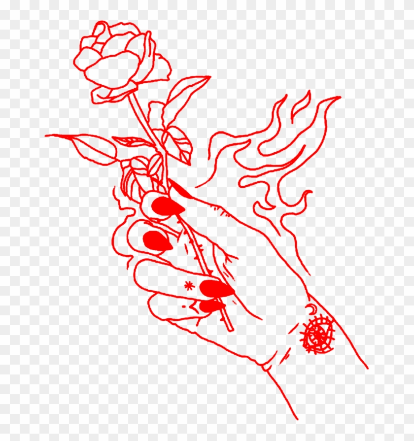 Lineart clipart aesthetic.