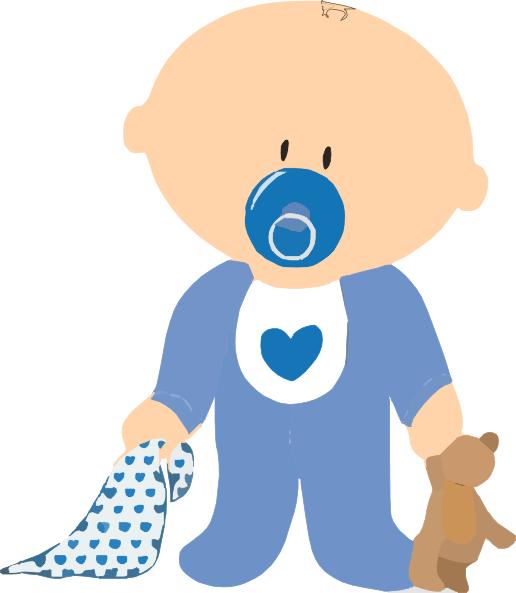 baby clipart printable