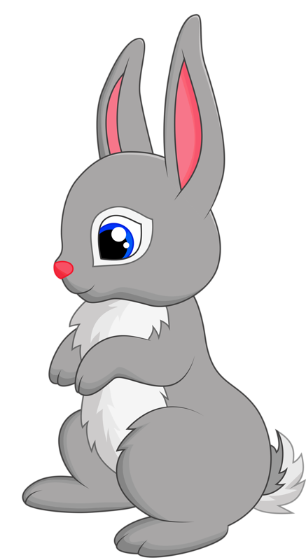 Characters clipart bunny.