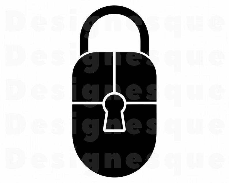 lock clipart physical security