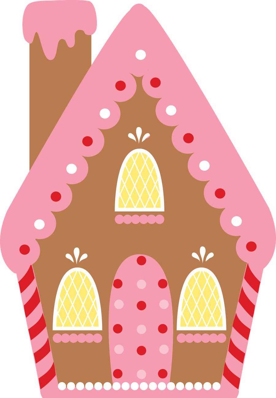 gingerbread clipart candyland