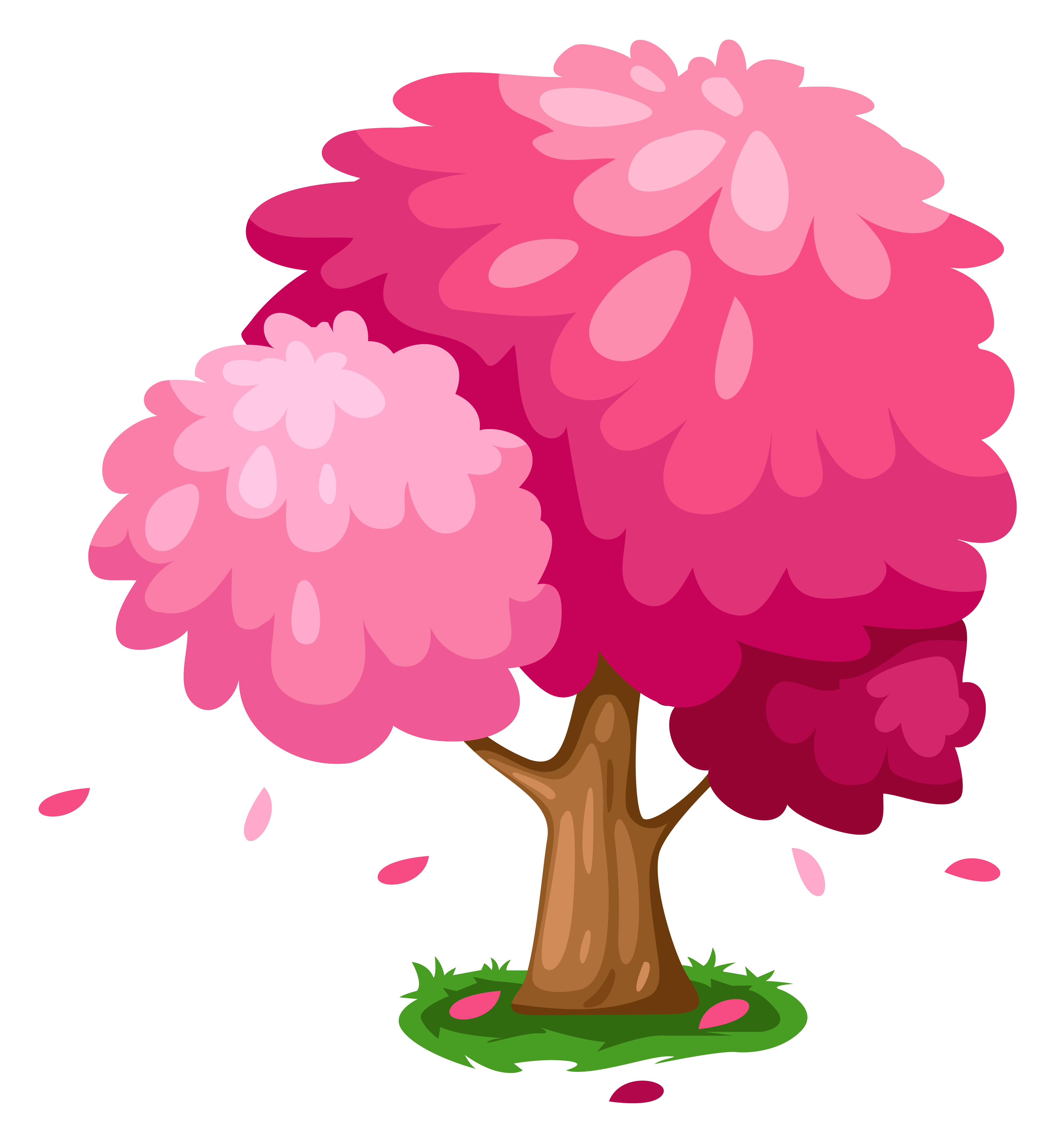 pritty clipart tree