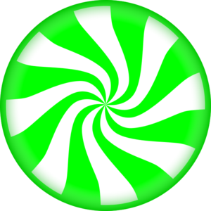 candy clipart swirl