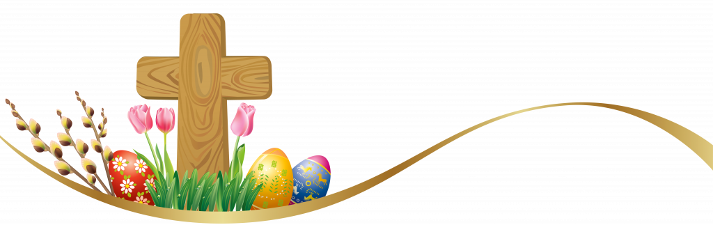 2018 clipart easter.