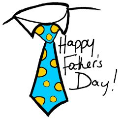 father s day clipart tie