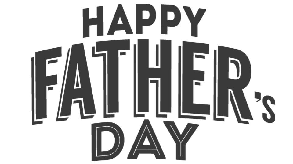 father s day clipart transparent background