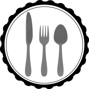 luncheon clipart