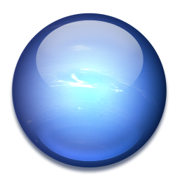 marbles clipart planet neptune