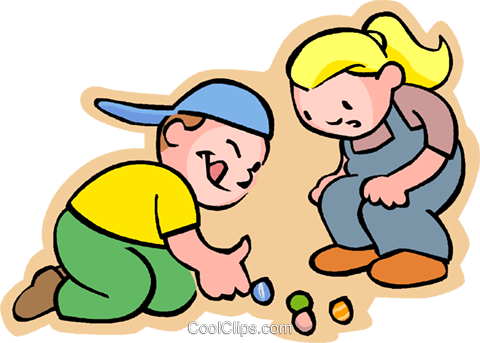marbles clipart single