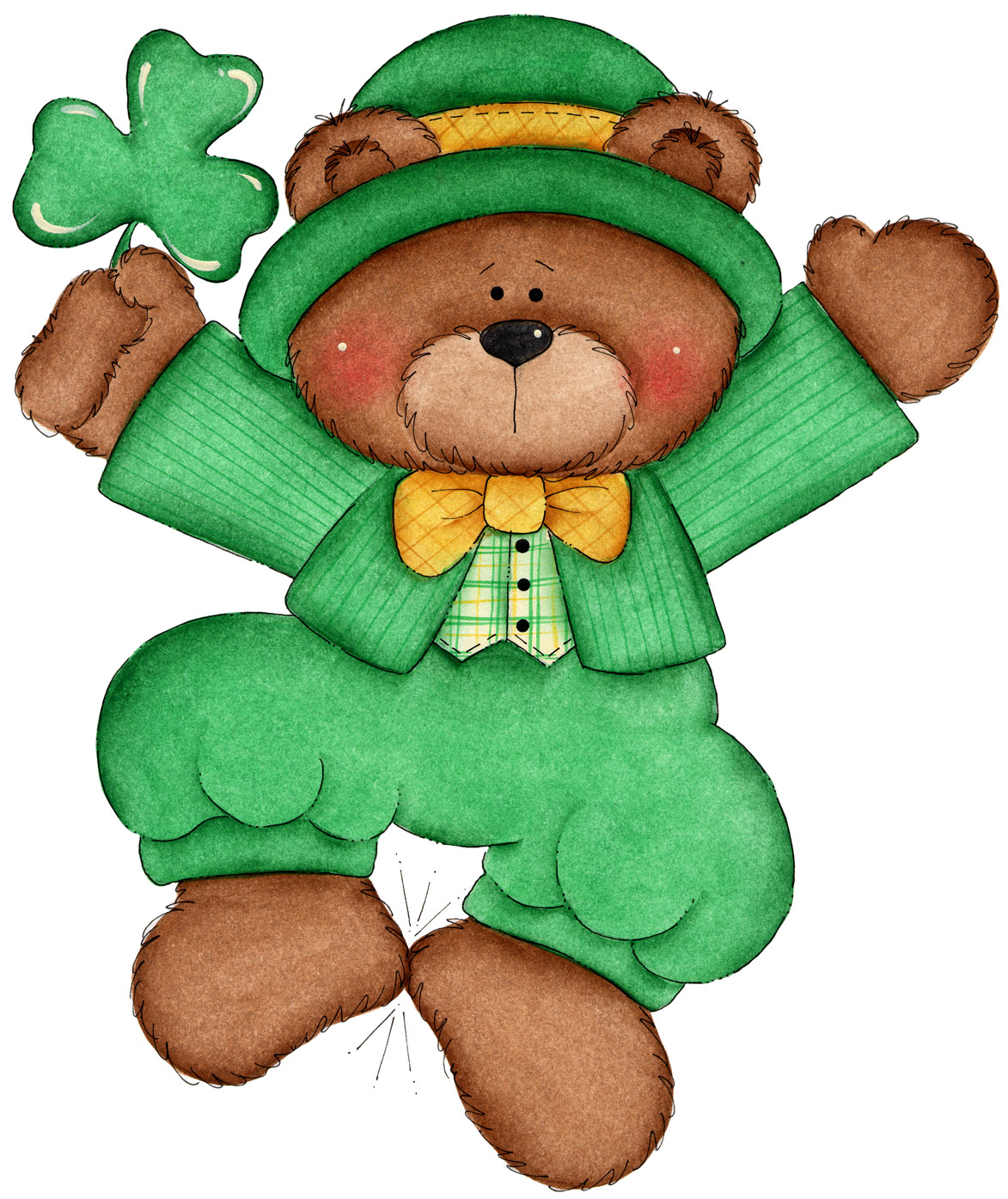 st patrick-s day clipart preschool